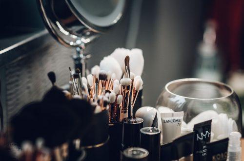 accessoires de maquillage beauté